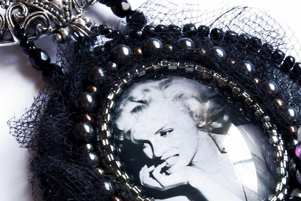 Marilyn Monroe Black and White