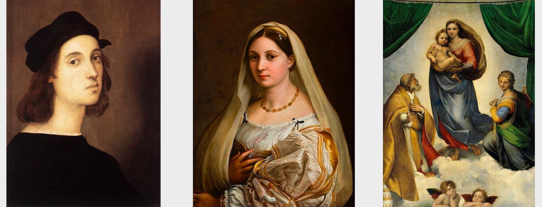 Renaissance portrait Raphael